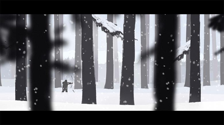 Мифологическая адвенчура «Человеколось» от пермской студии «Мортёшка» вышла в App Store