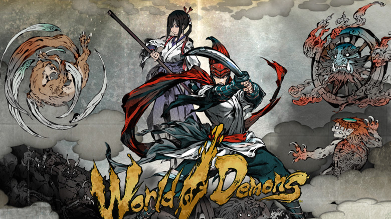Софт-запуск «World of Demons» в Филиппинах. Гейши, демоны, драконы