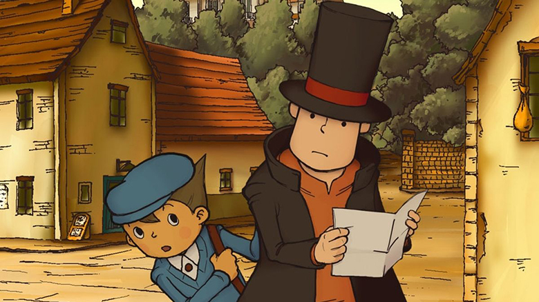 «Professor Layton and the Curious Village»: один из лучших эксклюзивов Nintendo DS спешит на iOS и Android