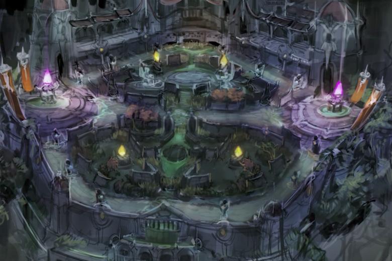 Разработчики популярной игры Vainglory готовят крупное обновление