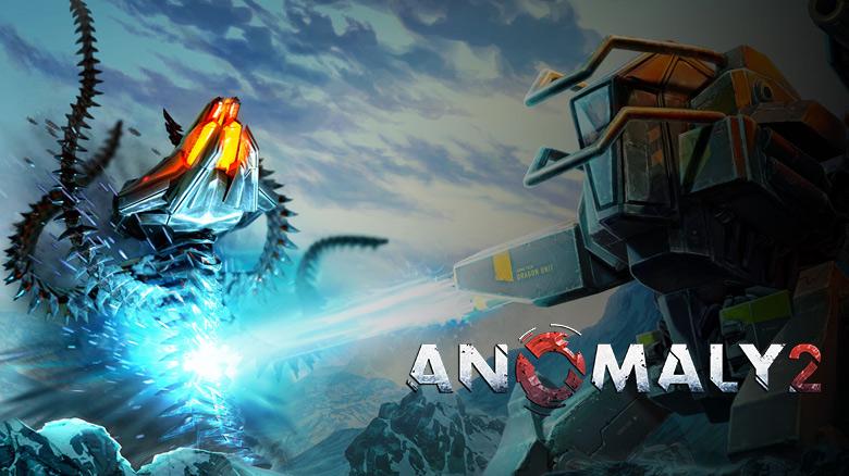 Впечатляющий графикой TO «Anomaly 2» вернулся в App Store. Брошенный Chillingo и реанимированный «11 bit studios»