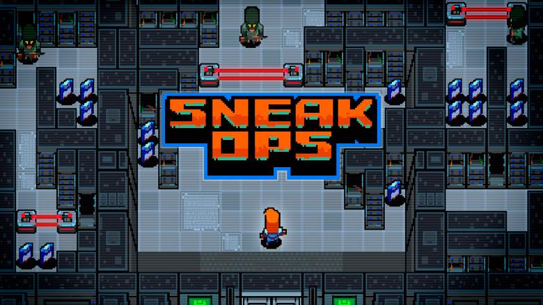 Новый стелс-экшен «Sneak Ops» от Noodlecake Games доступен для скачивания