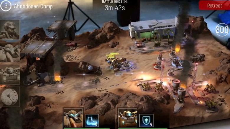 «The Machines» — первая AR-игра, которая позволит очутиться на поле боя