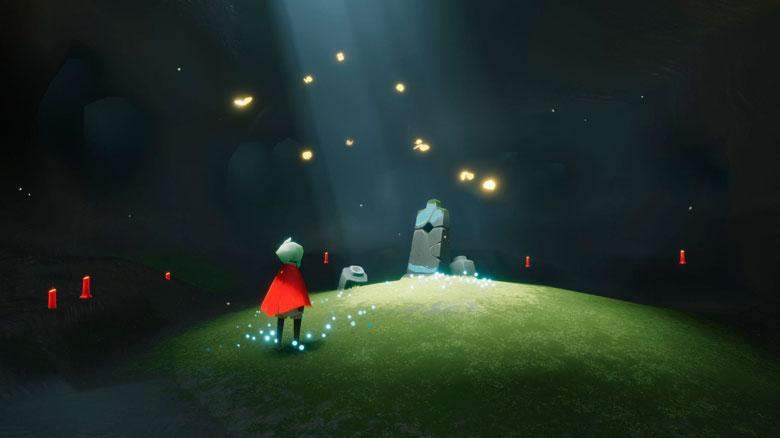 Состоялся софт-запуск «Sky: Light Awaits», социального адвенчура от создателей популярной «The Journey»