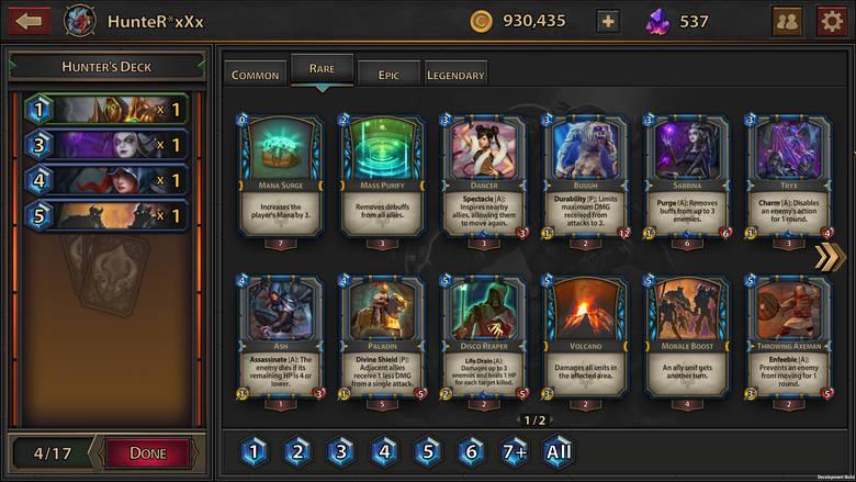 TGS 2018 «Fiend Legion»: интересный гибрид карточной игры и стратегии