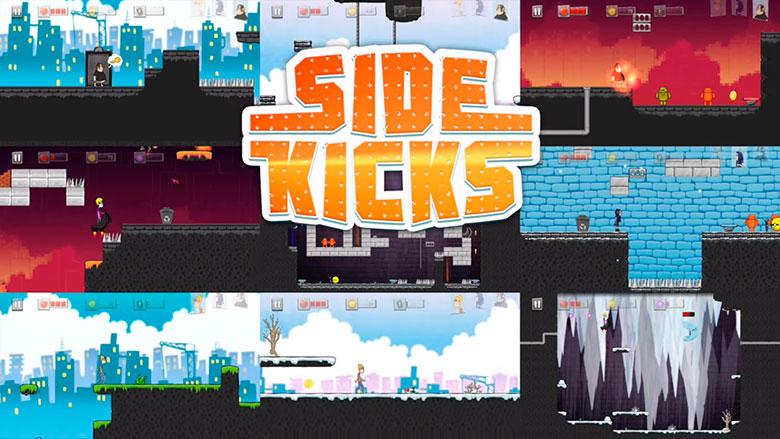 «The Sidekicks»: этому миру нужны герои…