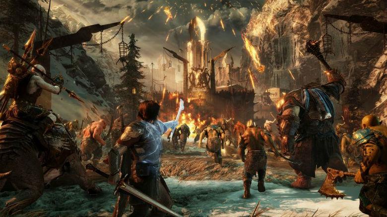 Новое видео «Middle-earth: Shadow of War» с демонстрацией системы Nemesis