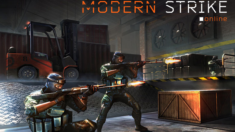 Modern Strike Online — шутер от первого лица для поклонников Counter-Strike