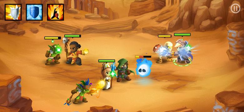 Долгожданный сиквел классической RPG «Battleheart 2» доступен в AppStore