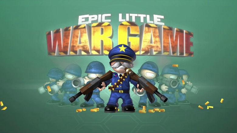 Релиз стратегии Epic Little War Game с рандомно генерируемыми уровнями