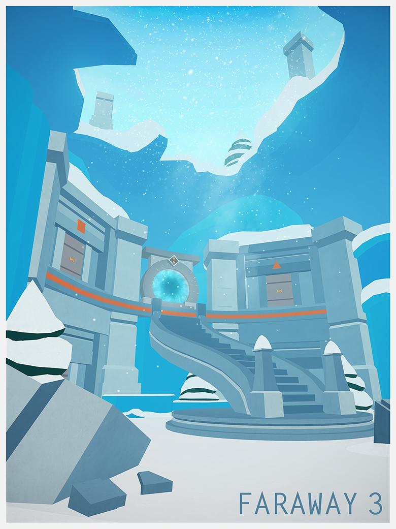 Pine Studio работает над «Faraway 3: Artcic Escape», заключительной частью трилогии