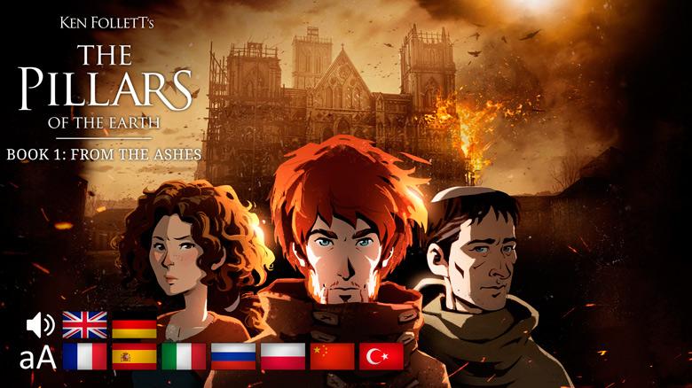 «Pillars Of Earth» от создателей «Deponia» и «Skyhill» уже доступна для загрузки