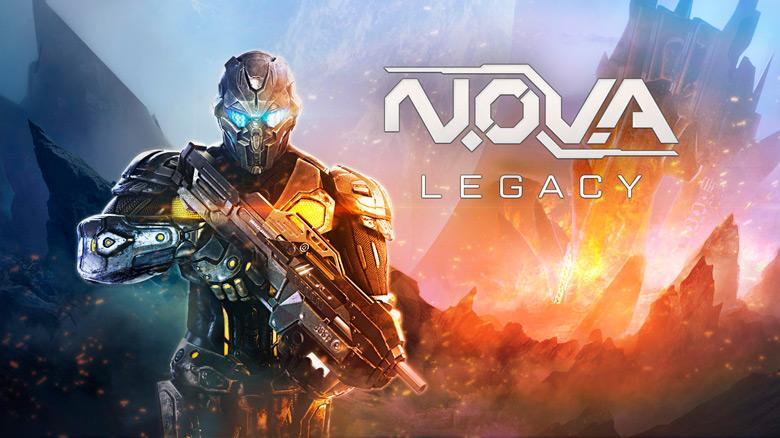 «N.O.V.A. – Наследие» – ремейк первой части популярной sci-fi серии шутеров от Gameloft