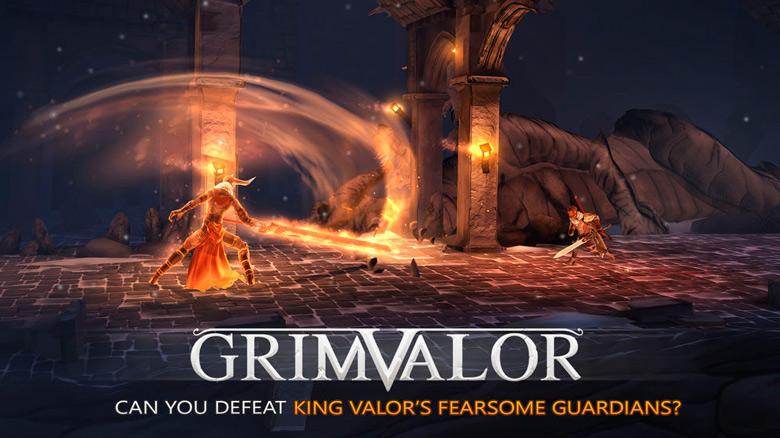 Сокрушите толпы монстров в hack'n'slash платформере «Grimvalor»