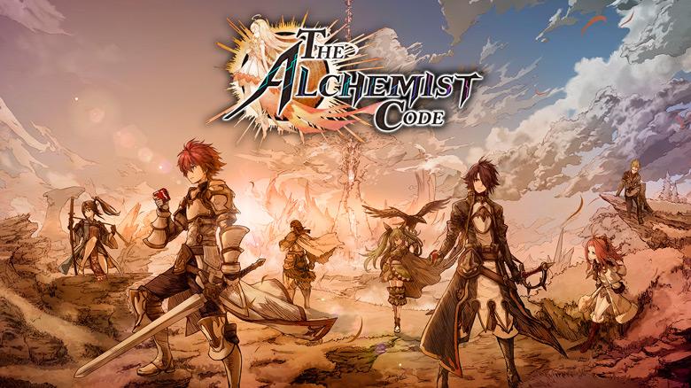 Состоялся мировой релиз «The Alchemist Code», японской SRPG