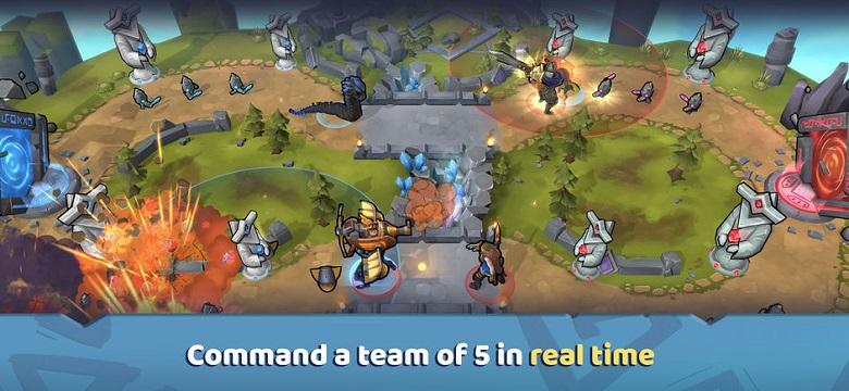 Wargaming обкатывает в софт-запуске «Runegate Heroes»