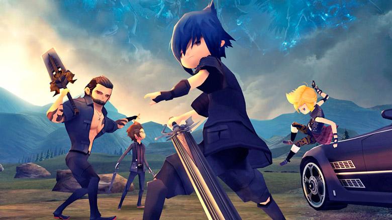 «Final Fantasy XV: Pocket Edition» станет доступна для загрузки в App Store уже на следующей неделе [предзаказ]