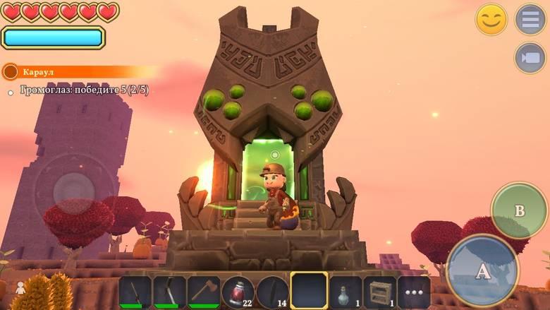 «Portal Knights» – одна из лучших игр в жанре sandbox