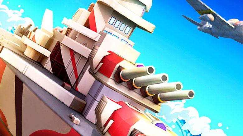 Строим, налетаем, строим, ползем – релиз игры «Battleship Clash: Naval Warfare»
