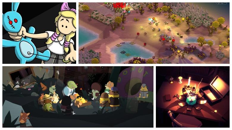 Лучшие игры для iPhone и iPad августа