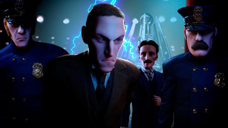 «Tesla vs Lovecraft» – помогите науке восторжествовать над безумием