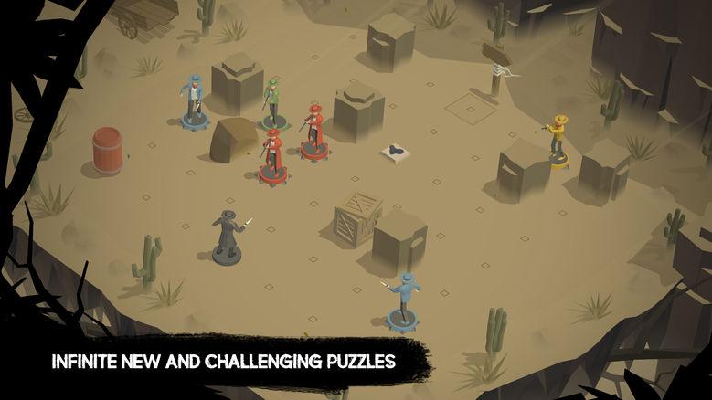 Пошаговая игра «Infinite West»: вот, как на самом деле мстят на Диком Западе