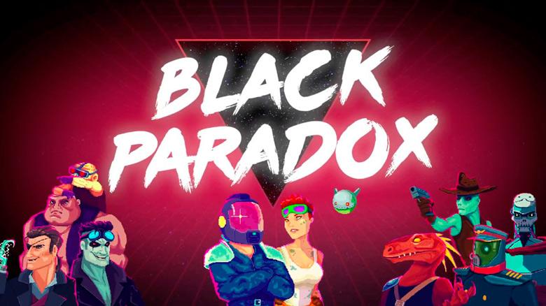 «Black Paradox» — shoot 'em up, переполненный духом 80-х