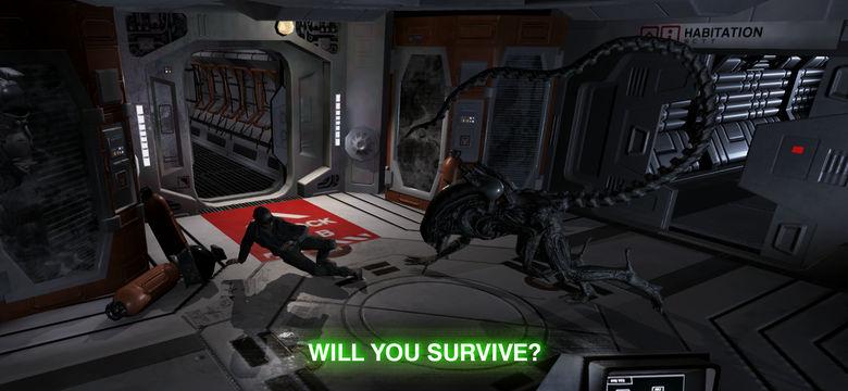 Новая глава хоррор-саги «Alien: Blackout» появится на iOS [предзаказ]