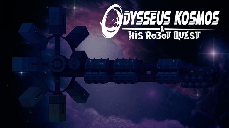 Первый эпизод «Odysseus Kosmos and his Robot Quest» уже доступен. Квест в духе старой школы