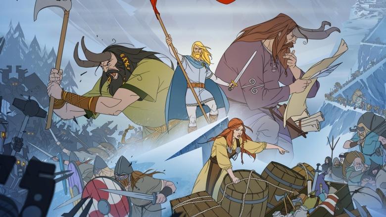Stoic представила новый трейлер ожидаемой «The Banner Saga 3»