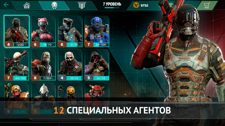 «Modern Combat Versus» появилась в российском App Store и не только
