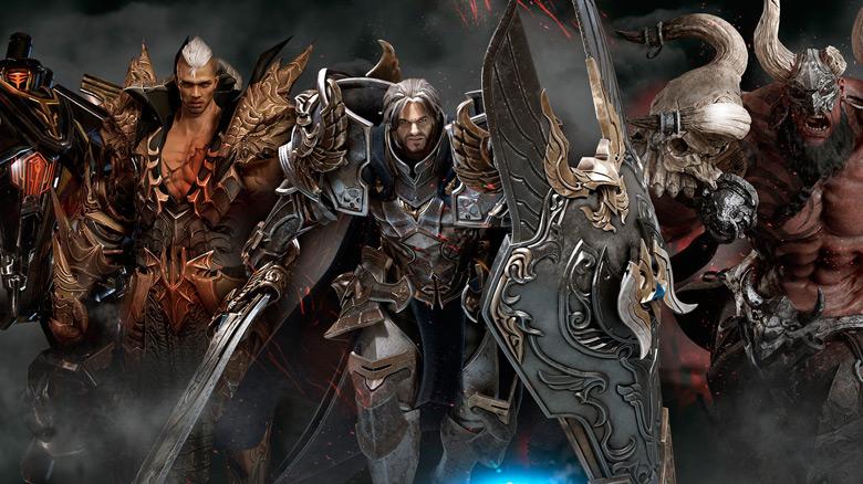 Софт-запуск «Aion: Legions of War» в новозеландском App Store: возглавьте свой легион!