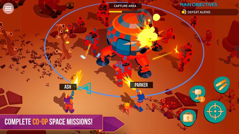 Софт-запуск Outer Pioneer от Vivid Games