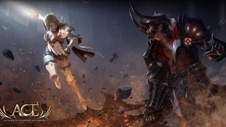 Royal Blood – новая многопользовательская Action/RPG от Gamevil