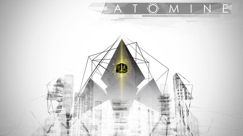 Станьте самым опасным вирусом в дуал-стик шутере «Atomine»
