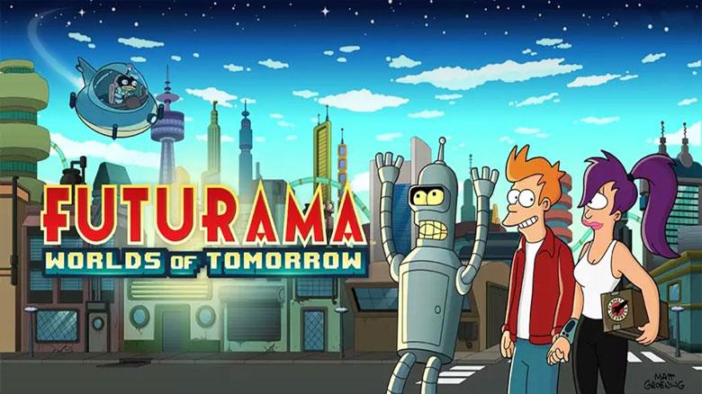 Представлен тизер и несколько скриншотов «Futurama: Worlds of Tomorrow»