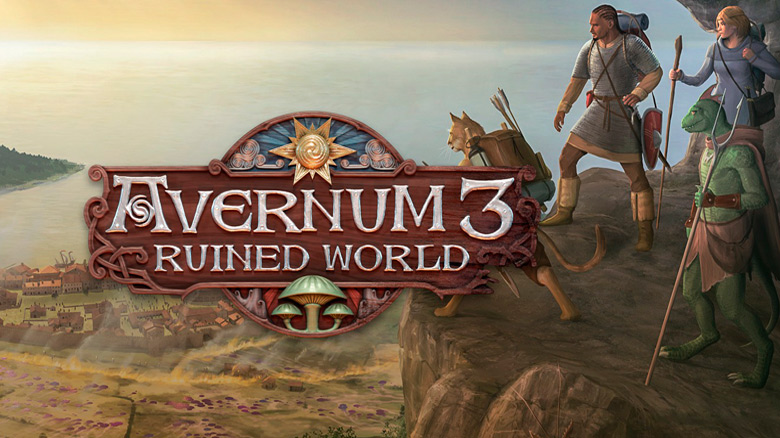 Классическая RPG «Avernum 3: Ruined World» для iPad. Уже совсем скоро