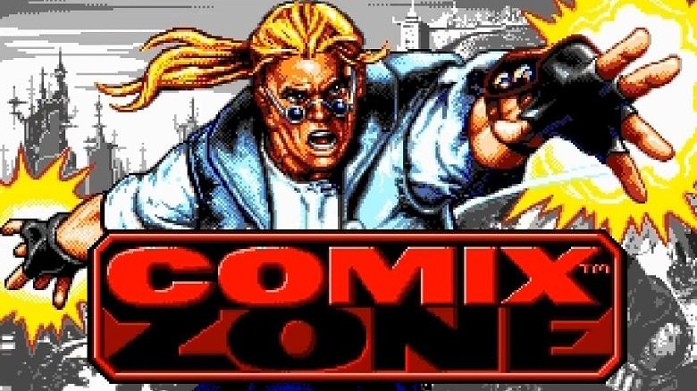Мировой релиз Comix Zone – мобильного порта одной из самых известных игр от SEGA