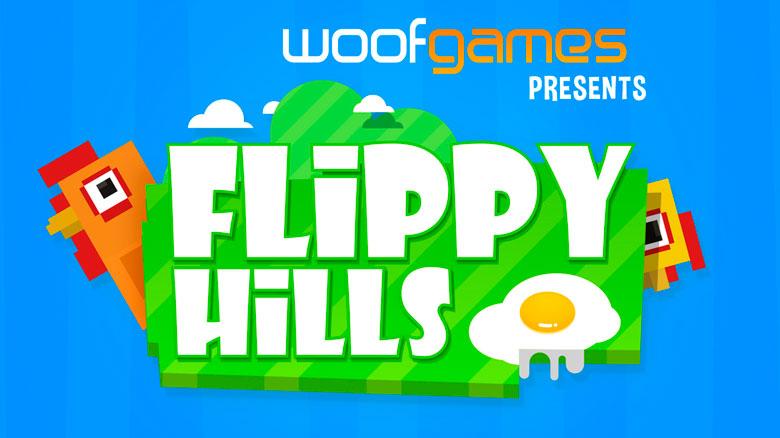 Flippy Hills — куриное безумие и немного насилия