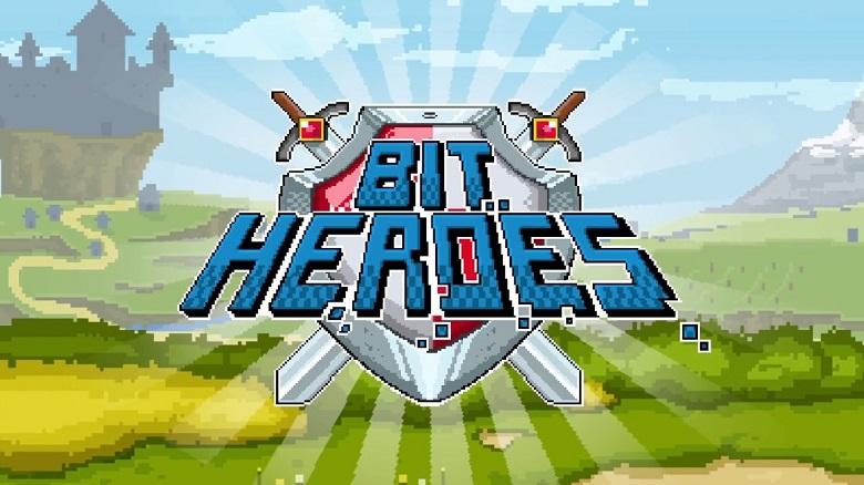 Олдскульная RPG/dungeon crawl «Bit Heroes» теперь портирована и на iOS