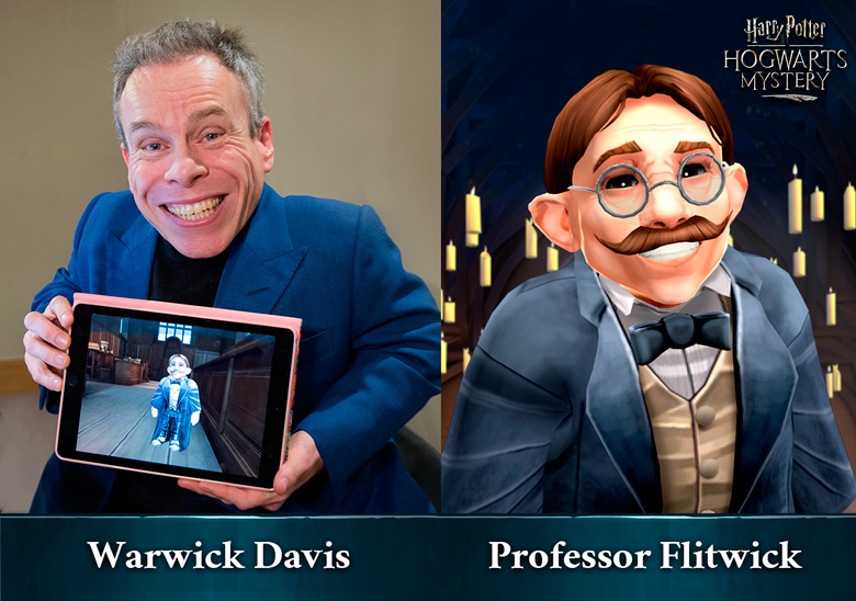 «Harry Potter: Hogwarls Mystery» выйдет в конце апреля