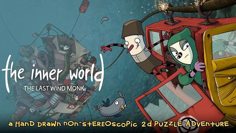 «The Inner World: The Last Wind Monk» – продолжение одного из лучших квестов 2013 года