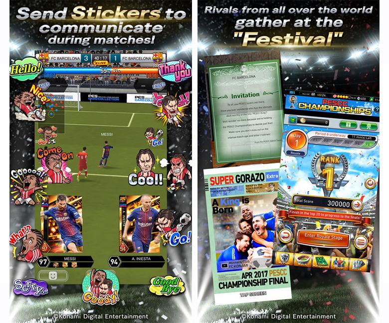 Konami выпустила «PES Card Collection»: хотите попинать мяч? Тогда раскладывайте карты