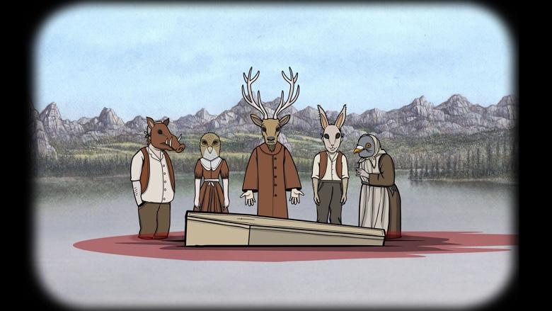«Rusty Lake: Paradise» выйдет в начале следующего года