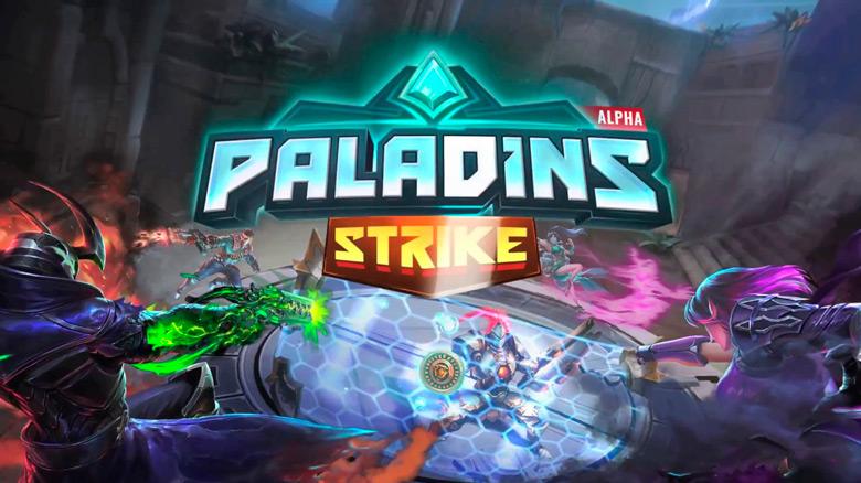 Стартовал софт-запуск динамичной MOBA «Paladins Strike» от Hi-Rez Studios