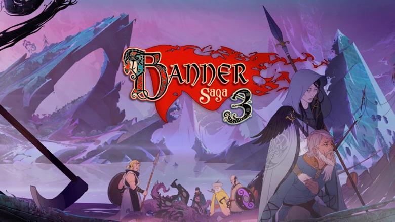 Stoic объявили точную дату релиза «The Banner Saga 3»