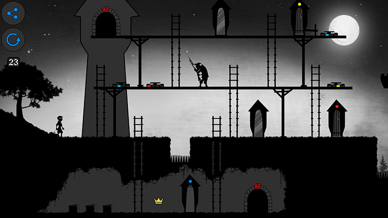 «Vive le Roi 2»: платформер-головоломка от создателя депрессивного квеста «Désiré»