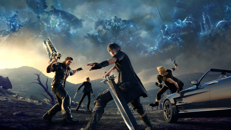 Уже этой осенью «Final Fantasy XV» выйдет на iPhone и iPad