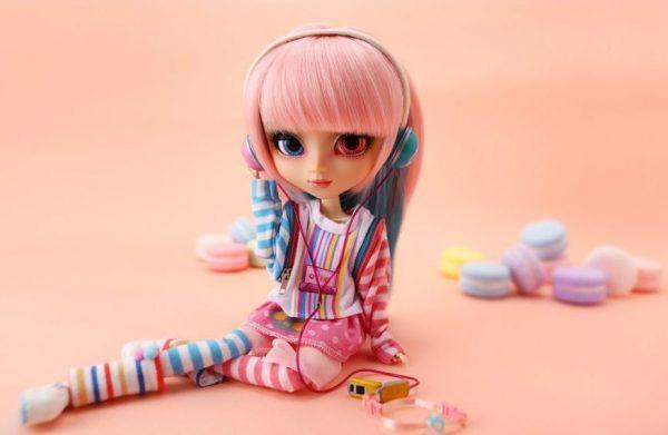 Что такое кукла Pullip