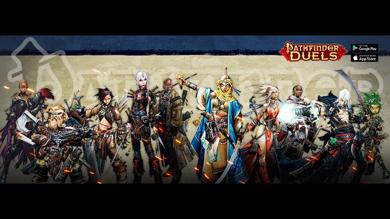 37Games объявила начало работы над ККИ «Pathfinder Duels» по известной настольной RPG